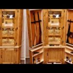 Technology: INCREDIBLE AND AMAZING SECRET GUN SAFE Furniture compilation #2
