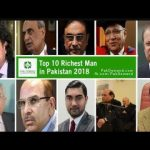 Interesting Facts: Top 10 richest person in Pakistan 2018