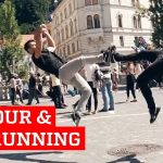People: Incredible Parkour & Freerunning | People Are Awesome 2018