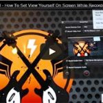 TEST: Screenflow Tutorial – How To Set View Yourself On Screen While Recording Yourself – RockStar Entrepreneur