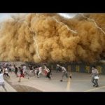 Interesting Facts: Scary Moments Ever Natural Disasters Caught on Camera ✔P1