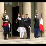 Enviroment: Prime Minister Modi and President Macron – 2018 Champions of the Earth