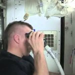 Space: How To Shave Your Head In Space   Video