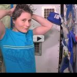 Space: Doing Your Nails and Hair in Space – Astronaut Samantha Cristoforetti's Tips | Video